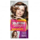 Sampon colorant Delia Cosmetics Coloring Shampoo nr 6.53 gold caramel