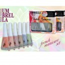 Set french manicure Umbrella