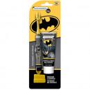 Set periuta si pasta de dinti copii Batman, Natura Verde, 25 ml