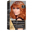 Vopsea par cu amoniac L'Oreal Paris Preference 7.4 Dublin, 174 ml