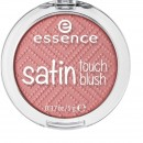 Fard de obraz Essence satin touch blush 20 satin love