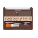 Kit pentru sprancene Wibo Eyebrow Shaping Kit nr 02