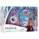 Set cadou copii Frozen II apa de toaleta si kit manicure