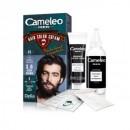 Vopsea de par Delia Cameleo MEN, barba si mustata pentru barbati 3.0 dark brown