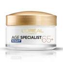 L'Oreal Paris Age Specialist 65+ Crema de noapte antirid hranitoare, 50 ml