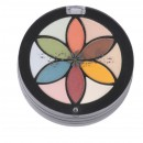 Makeup set cosmetice Briconti Flower Compact