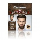 Nuantator de par Grey OFF Delia Cameleo MEN, barba si mustata pentru barbati 4.0 medium brown