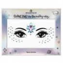 Ornamente autoadezive pentru fata Essence Dancing on the milky way face jewels 02 - Limited Edition