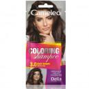 Sampon colorant Delia Cosmetics Coloring Shampoo nr 3.0 dark brown