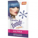 Sampon nuantator Venita Trendy Cream nr 39 cosmic blue, 35g