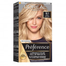 Vopsea permanenta de par cu amoniac L'Oreal Paris Preference 9.1 Oslo, 174 ml