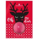 Bila de baie pentru relaxare Essence ho!ho!ho! bath bomb greeting card 01 - Limited Edition