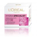 Crema hidratanta de fata pentru ten uscat si sensibil, L'Oreal Paris Hydra Specialist, 50ml