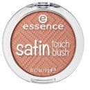 Fard de obraz Essence satin touch blush 30 satin bronze