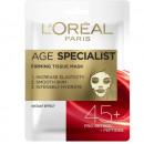 L'oreal Paris Age Specialist Masca servetel antirid pentru fermitate 45+