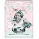 Masca servetel Petite Maison moisturizing, 25 ml