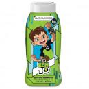 Sampon si gel de dus copii Natura Verde, personaj Ben 10, 250 ml