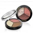 Paleta conturare Revers Cosmetics Pure Mineral Contour nr 4
