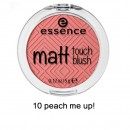 Blush Essence Matt Touch 10 peach me up!