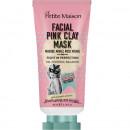 Masca de fata Petite Maison pink clay , 15 ml