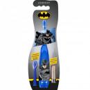 Periuta de dinti electrica, Batman, pentru baieti, rezerva si baterie incluse