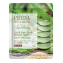 Masca de fata Pielor Vital Infusion Soothing, 25 ml