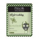 Masca servetel de fata, Pielor Vital Infusion Refreshing, 25 ml