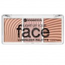 Paleta iluminatoare Essence light up your face luminizer palette 10