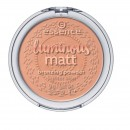Pudra bronzanta Essence luminous matt bronzing powder 01 sunshine