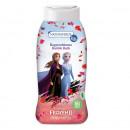 Spumant de baie pentru copii, NaturaVerde Frozen, 250 ml