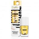 Tratament de unghii Delia Vitamine 12 efect, 11 ml