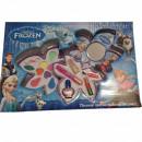 Trusa machiaj copii Frozen, cu oglinda si accesorii