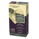 Vopsea de par bio, Venita, 100% Natural, nr. 1.11 negru indigo