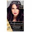 Vopsea par permanenta cu amoniac L'Oreal Paris Preference 4.26 Tuscany, 174 ml