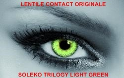 Poze SOLEKO TRILOGY LIGHT GREEN