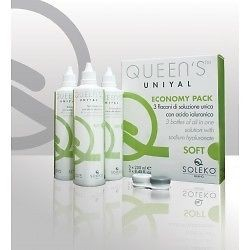 Poze SOLEKO QUEENS UNIYAL 250ml cu ACID HIALURONIC