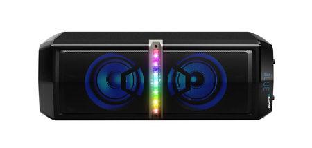 Boxa portabila profesionala Blaupunkt PS05.2DB, Bluetooth FM/USB/SD/AUX /Karaoke/ Disco LED, 800W Max