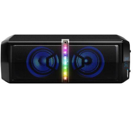 Boxa portabila Bluetooh profesionala Blaupunkt PS05DB, BT / FM / USB / AUX / karaoke, Negru