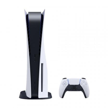 Consola Sony PlayStation 5 CFI-1116A, PS5 model 2021, Blu-Ray