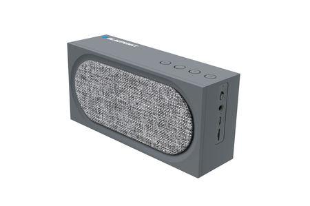 Boxa portabila Blaupunkt BT06GY, 5W FM PLL SD / USB / AUX, Bluetooth, gri