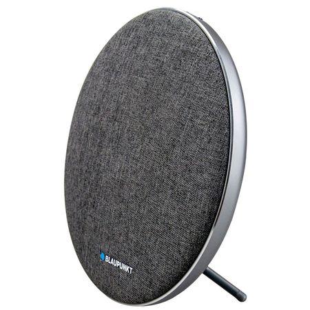 Boxa portabila Blaupunkt BT11ALU, 5W, FM PLL / SD / AUX, MP3, Bluetooth, aluminiu, gri