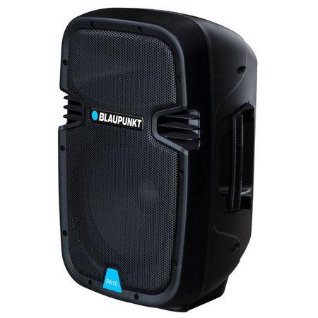 Boxa portabila profesionala Blaupunkt PA10, 600W, Bluetooth, FM/SD/USB/AUX/karaoke