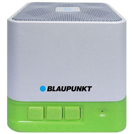 Boxa portabila bluetooth Blaupunkt BT02GR, FM, Green