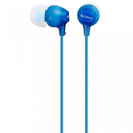 Casti audio In-ear Sony MDREX15LPLI, Albastru