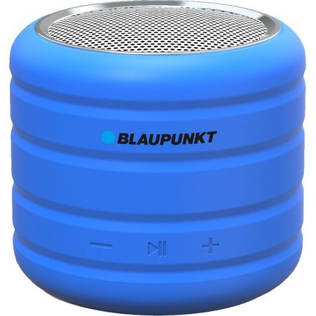 Boxa portabila Blaupunkt BT01BL, Bluetooth, FM radio, microSD, Albastru