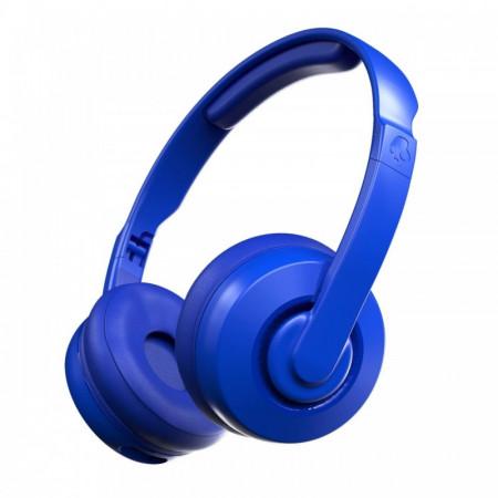 Căști Skullcandy BT Cassette Cobalt Blue