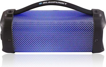 Boxa portabila Blaupunkt BT30LED, Bluetooth, FM, slot microSD, USB, Aux, 5W RMS, MP3, LED RGB