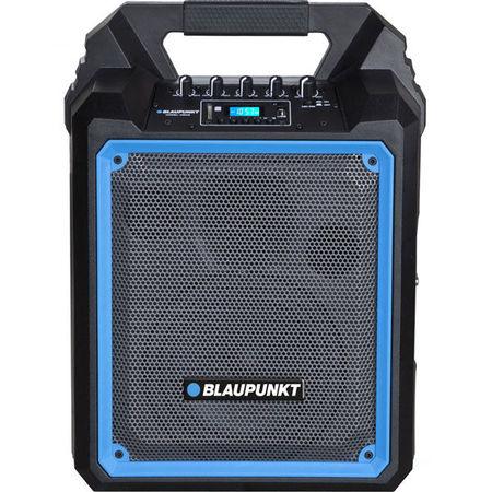 Boxa portabila Blaupunkt MB06, 500W, Bluetooth, FM/SD/USB/Aux/karaoke