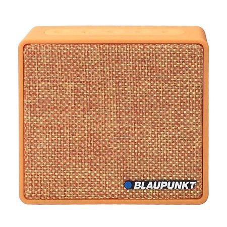 Boxa portabila Bluetooh Blaupunkt BT04OR FM PLL SD / USB / AUX, Orange