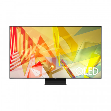 Televizor Samsung 55Q90T, 138 cm, Smart, 4K Ultra HD, QLED, Clasa B